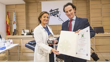 El Dr. Baltar y la Dra. Calle presentan el curso de estética perioral integral