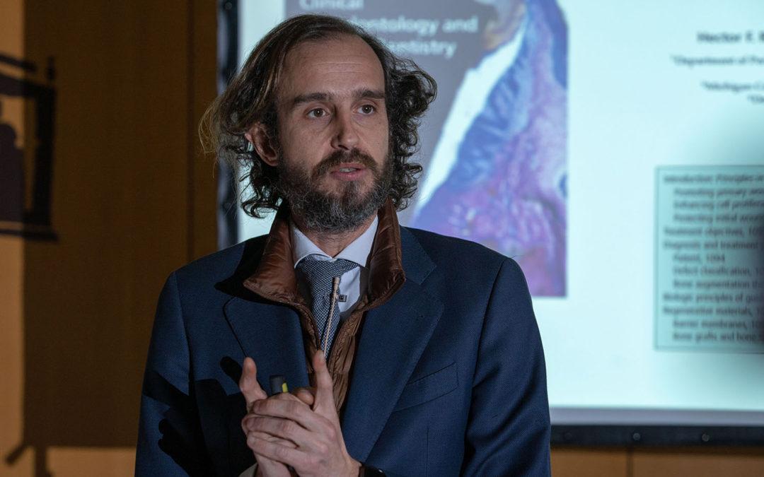 Curso del Dr. Lorenzo Vignau