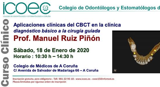 Cursos clínicos en Enero y Febrero de 2020