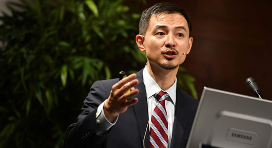 Matthew Liao, Director del Center for Bioethics