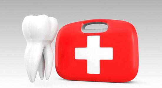 atención dental urgente