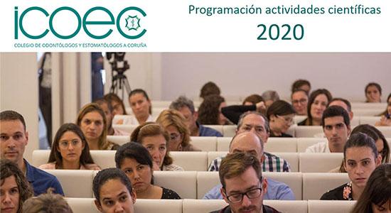 Programación científica del Colegio 2020