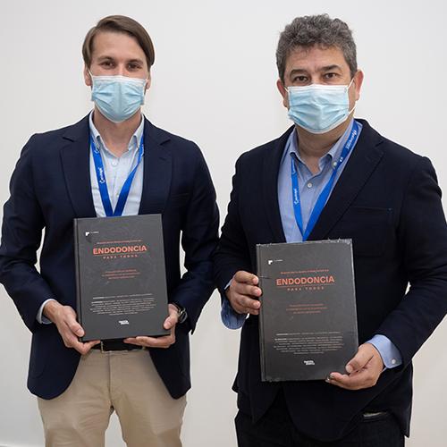 14- Profesores Pablo Castelo Baz y Benjamín Martín Biedma